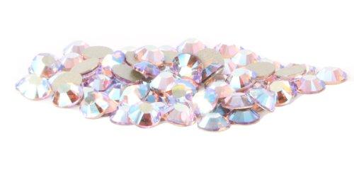 stones - Light Amethyst AB (1 Gross = 144 pieces) (Swarovski Amethyst)