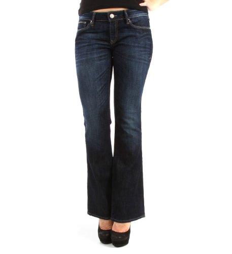 Jeans denim Donna Mavi Blu dark q7zwxwAdB