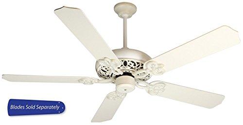 white antique ceiling fan - 2