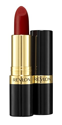 Revlon/Super Lustrous Matte Lipstick (Really Red) 0.15 Oz (4.2 Ml)