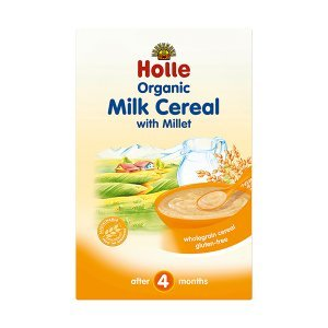 Holle Organic Baby Milk Cereal with Millet by HOLLE