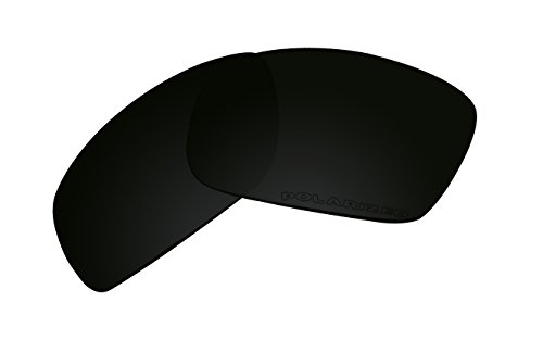 Sunglasses Polarized Lenses Replacement Black for Oakley Fives Squared New (2013) OO9238 - Squared Oakley 5 Lenses