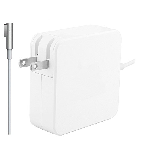 KUPPET AC Power Macbook pro charger 60W Magsafe Power Adapter for Macbook Air Pro-13/15/17 in-retina display-L-Tip …