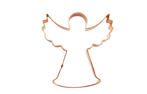 ShengHai Copper Angel Cookie Cutter – Favorite Holiday Angel Cookie Mold