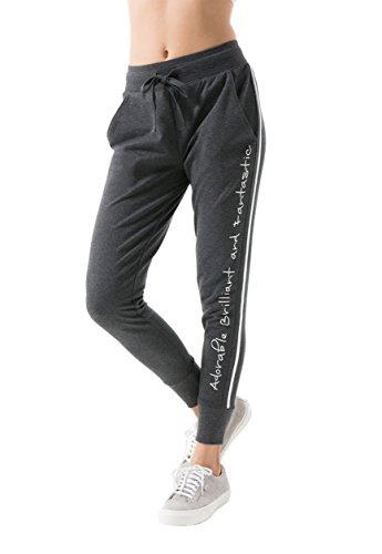 墓地病院無許可vivilishレディース愛らしいBrilliantとFantastic Slim - fit Sweatpant – Designed in Los Angeles