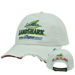 b981cee6737 Image Unavailable. Image not available for. Color  Landshark Lager Hat ...