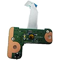New Genuine HP Pavilion 17-G Power Button Board With Cable DAX17APB6D0 809310-001