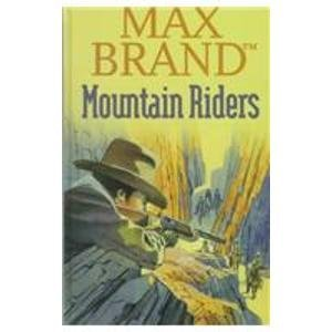 book cover of Mountain Riders