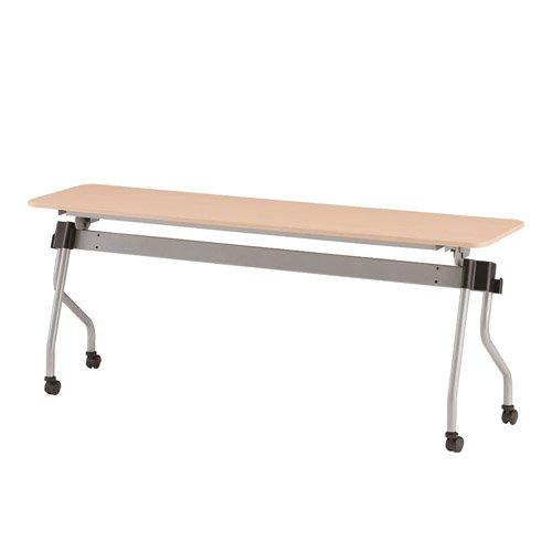 TOKIO NTA-Nホールディングテーブル パネル無 W1800×D450×H720mm NTA-N1845 ナチュラル B07651WH4T ナチュラル ナチュラル