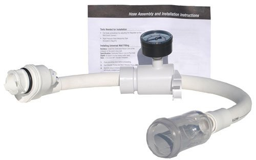 Hayward AX6000HWA1 Phantom Automatic Pool Cleaner Wall Quick Connect Assembly by Hayward