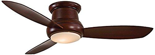 minka-aire-f519l-mg-concept-ii-led-mahogany-flush-mount-52-ceiling-fan-w-light-remote-control