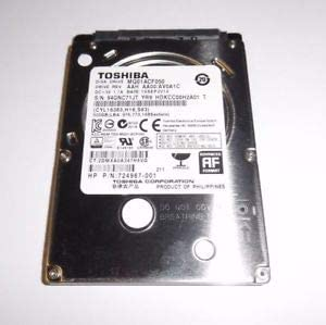 SATA Toshiba MQ01ACF050 500 GB 2.5 Internal Hard Drive 7278-16 MB Buffer