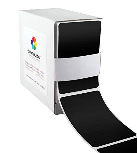 ChromaLabel 2 x 3 inch Color-Code Labels | 250/Dispenser, used for sale  Delivered anywhere in USA