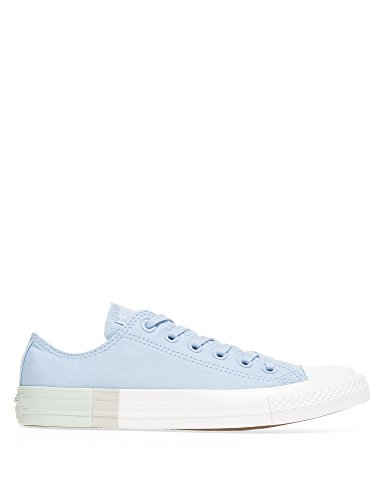 CONVERSE Women Chuck Taylor All Star Ox Blue Sneakers Light Blue in Size US 5.5