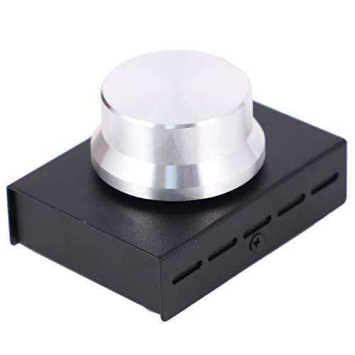Ctzrzyt Usb Volume Control, Lossless Pc Computer Speaker Audio Volume Controller Knob, Adjuster Digital Control With One…