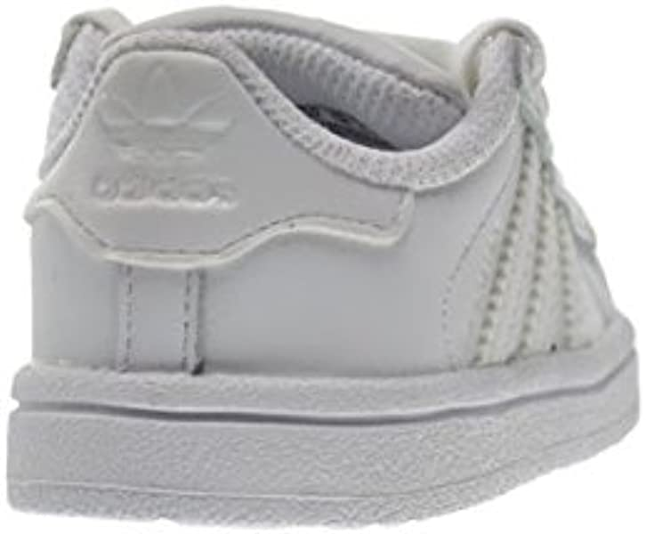 wholesale dealer be59a 2e446 Adidas Superstar Foundation I Baby Toddlers Shoes Running White Ftw b23663  (6.5 M US). Back. Double-tap to zoom