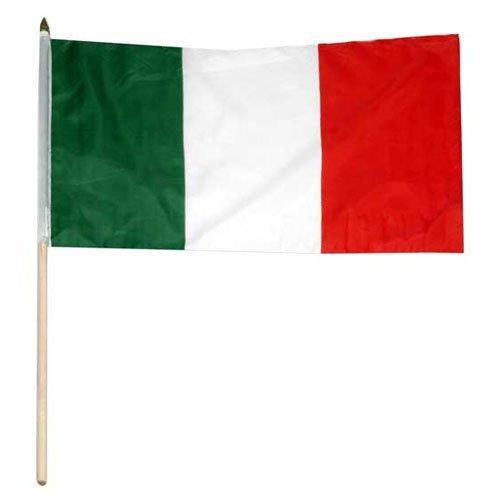 Italy Flag 12 x 18 inch -