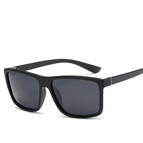 CRAZY ELF Gafas de Sol Unisex polarizadas de Moda Casual ...