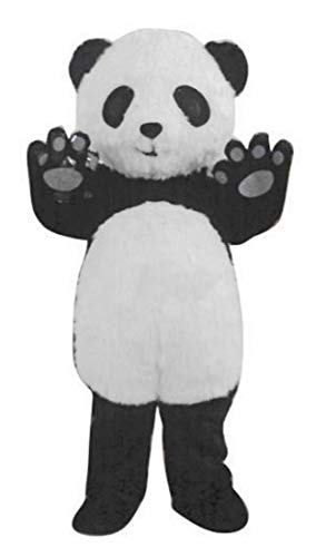 Selina Lou Panda Bear Mascot Costume Cartoon Fancy Party Cosplay Dress Halloween Outfit ()