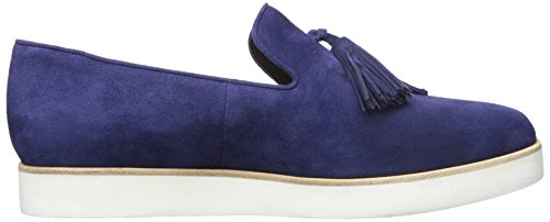 buy cheap extremely Via Spiga Women's Toni Tassel Loafer Marina Blue Suede cheap sale comfortable outlet for sale clearance prices jaByp