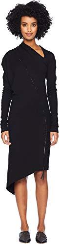 Vivienne Westwood Women's Zipper Timans Dress Black Medium