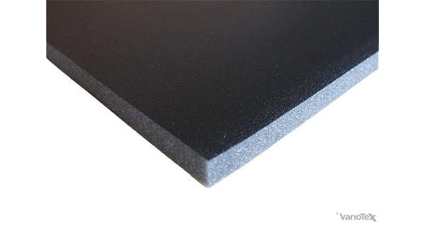 Variotex Aislante acústico para coche, de poliuretano-10 – Autoadhesivo (1000 x 500 x 10 mm): Amazon.es: Coche y moto