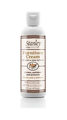 Stanley Home Products Furniture Cream - Wood Polish - 16 fl oz.