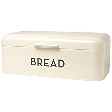 Now Designs Bread Bin, Ivory