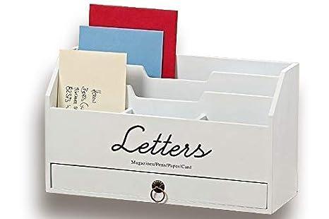 Utensilo Lemgo Carta Utensilios Soporte Soporte para Cartas ...
