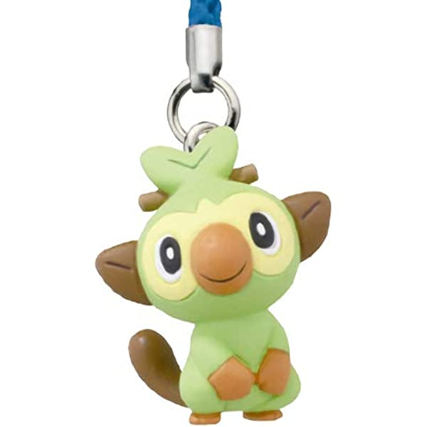 Amazon Com Pokemon Sword And Shield Every Body S Friends Grookey Character Netsuke Mascot Phone Strap Charm Collection Anime Art Toys Games I'm using the eclipse color theme plugin. pokemon sword and shield every
