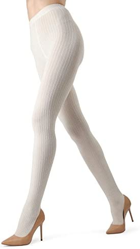 MeMoi SlimMe Ribbed Sweater Tights