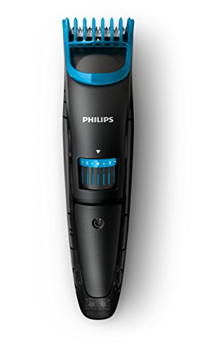 Philips QT4003/15 Beard and Stubble Trimmer for Men  Black