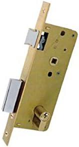 Ezcurra M29374 Cerradura embutir hierro latonado 3100-50