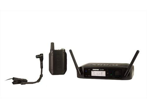 Shure GLXD14/B98 Digital Instrument Wireless System with Beta 98H/C Microphone, Z2