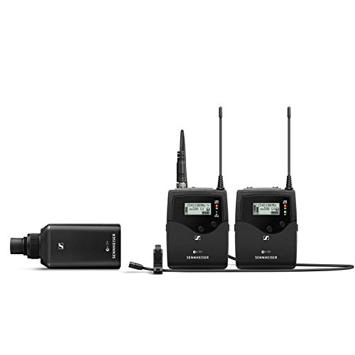 Price comparison product image Sennheiser ew 500 FILM G4-AW+,  Portable Wireless Combo Set