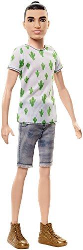 Mattel Ken Fashionistas Doll 16 Cactus Cooler Playing