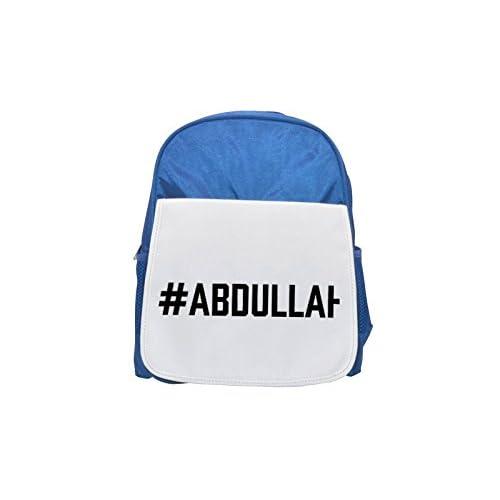 # Abdullah Printed Kid 's blue Backpack, cute Backpacks, cute small Backpacks, cute Black Backpack, Cool Black Backpack, Fashion Backpacks, Large Fashion Backpacks, Black Fashion Backpack