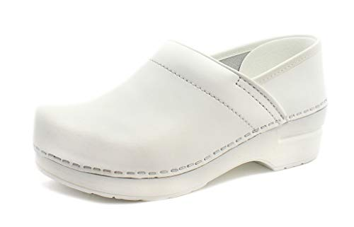 Dansko Women's Professional White Box 40 EU (9.5-10 M US Women's)