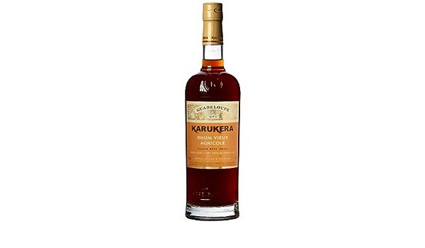Karukera Karukera Rhum Vieux Agricole Vo 42% Vol. 0,7L In Giftbox - 700 ml