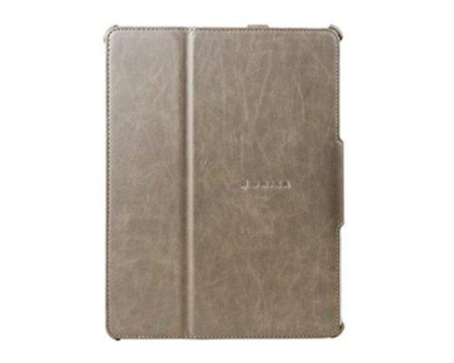UNIEA U-Suit Folio Premium, PU Leather Hard Flip Case for Apple iPad 2 (Grey) with automatic wake-sleep function / usufp-ipad2-grey