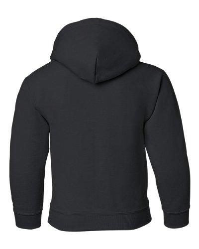 Gildan - Heavy Blend Youth Hooded Sweatshirt - (Gildan Kids Sweatshirt)