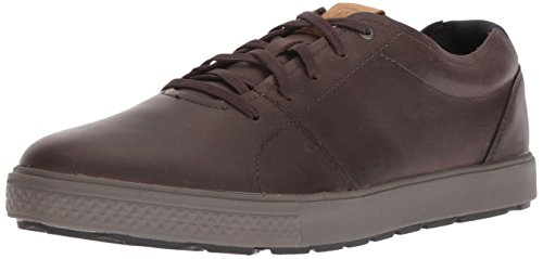 Merrell Men's Barkley Oxford, Brunette, 11 M - Wolverine Shoe Oxford