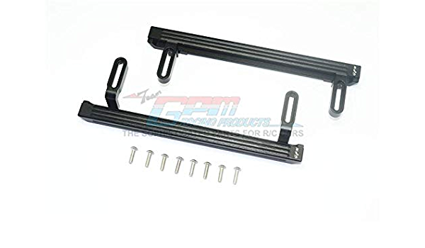 Aluminum Side Steps For Traxxas TRX-4 Mercedes-Benz G500 ...