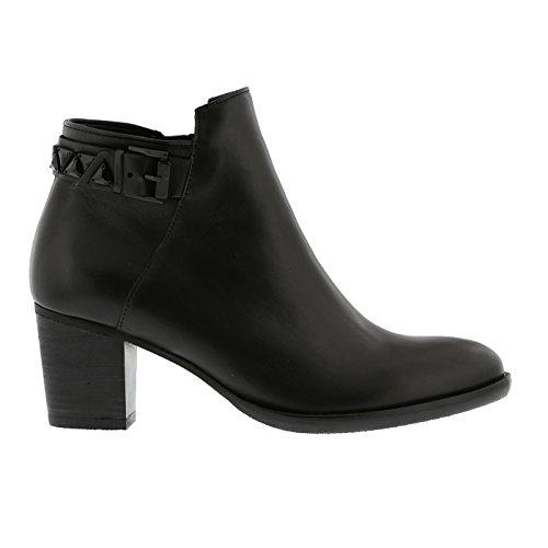 Boots ville marron Noir WJcBv