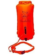 Wanderlife 28l Schwimmen Airbag & Storage wasserdichte Tasche 2 in 1 für Schwimmen Bootfahren Drift ect Wassersport
