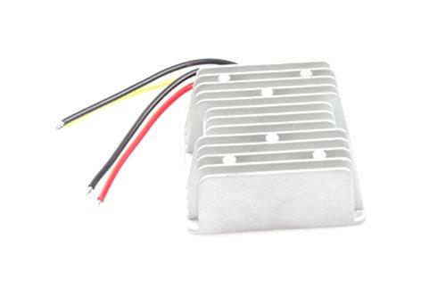 KNACRO 12V 24V (9-30V) To 48V 6A 288W DC-DC Waterproof Boost Converter Automatic Step Up Voltage Regulator Module Car Power Supply Voltage Transformer Input 9-30V with 4 Wires (12V UP TO 48V 6A) by KNACRO (Image #6)