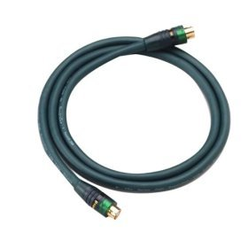 Phoenix Gold VRX599SV, S-Video cable - S-VHS plug to S-VHS plug, Length: 77ft (23.50m)