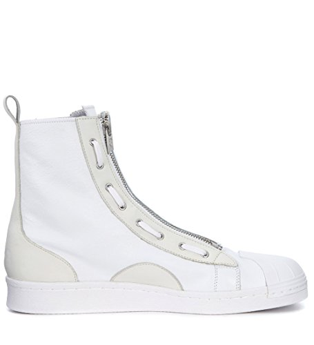 adidas Y-3 Men's Y-3 Pro Zip White Neoprene Sneaker White VXZxRwaeHV