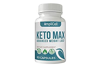 Keto Pills from Shark Tank - Keto Weight Loss Pills to Burn Fat Fast - Boost Energy and Metabolism - Keto Advanced Weight Loss Supplements w/carb Blocker - Keto Pills - Shark Tank Keto Diet Pills