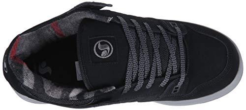 Gargoyle Dvsdvf0000110263 Shoes Nubuck Black Uomo Militia Dvs Snow UY1A5qTqw